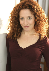 Voice actor Annie Meisels